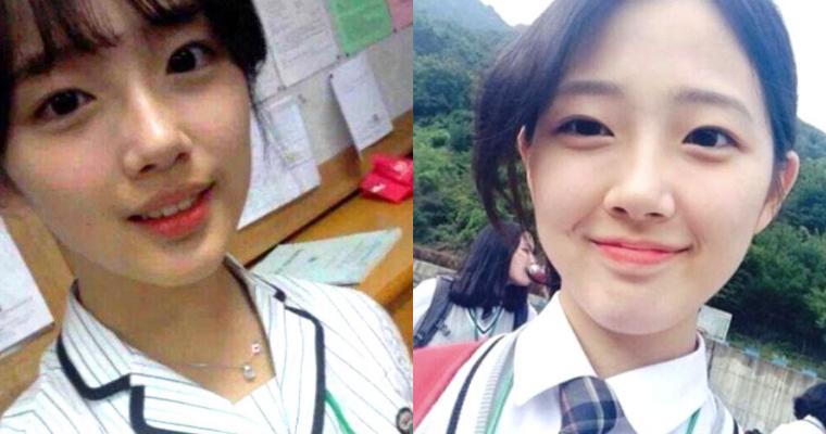 秀智+雪莉+雪莉?因为明星脸这位韩国大学生爆红,进军演艺圈指日可待!插图1