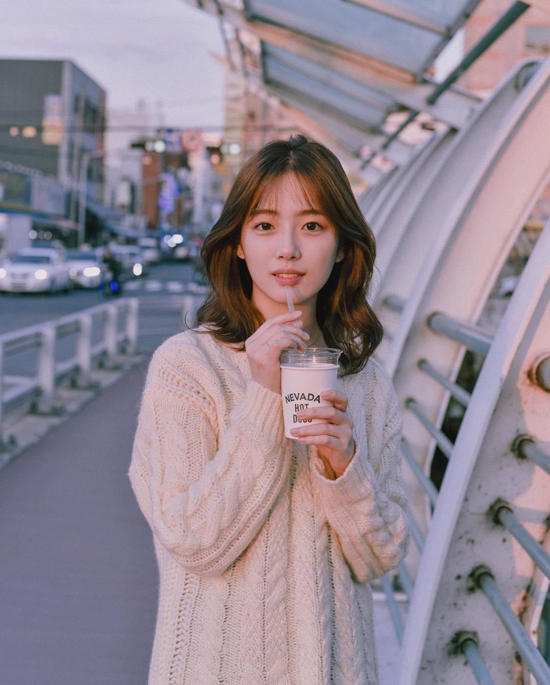秀智+雪莉+雪莉?因为明星脸这位韩国大学生爆红,进军演艺圈指日可待!插图8