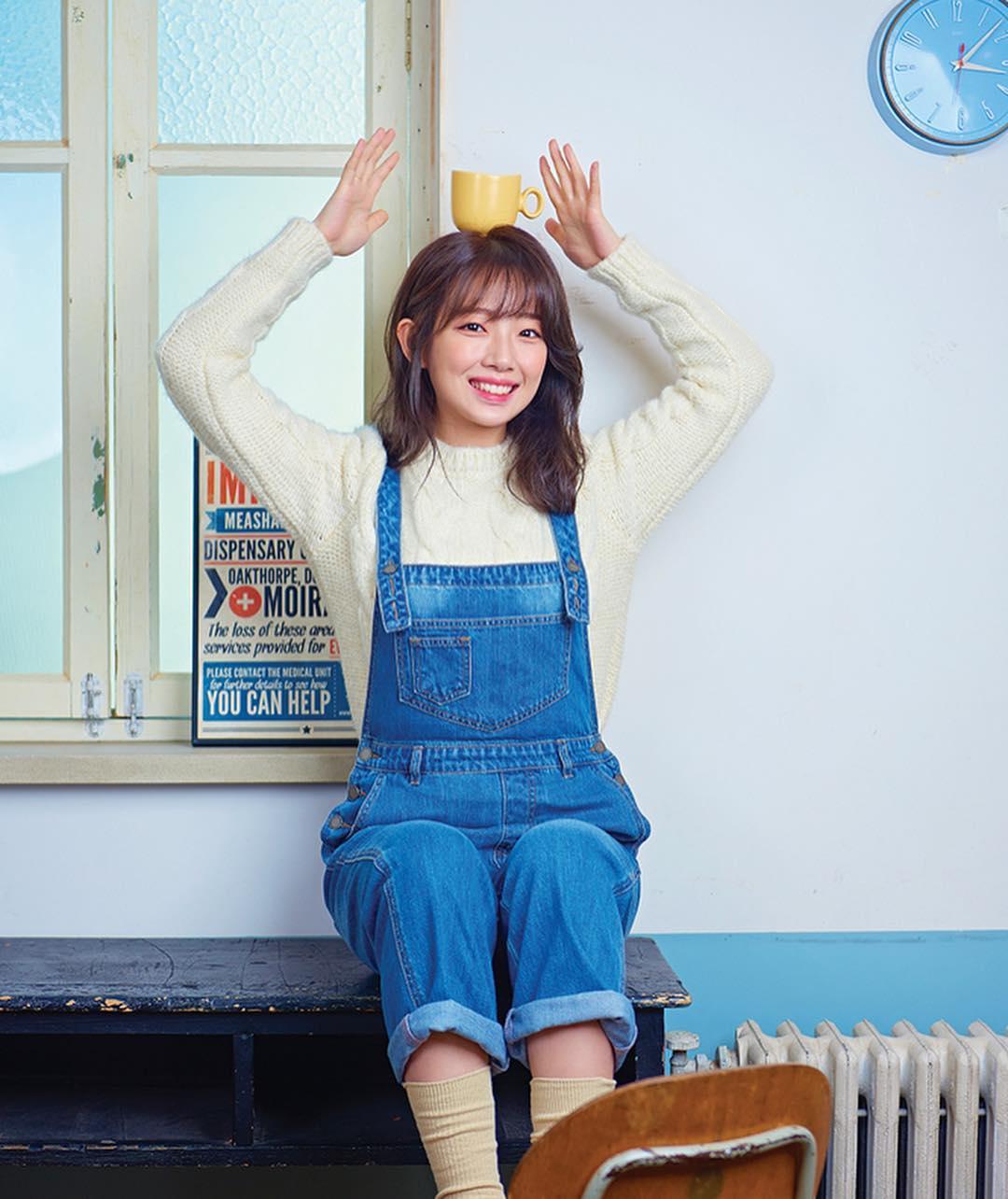 秀智+雪莉+雪莉?因为明星脸这位韩国大学生爆红,进军演艺圈指日可待!插图15