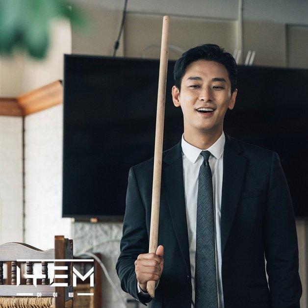 近期热门韩剧《道具》朱智勋引热议,在剧中太帅了太会撩妹吧!插图10