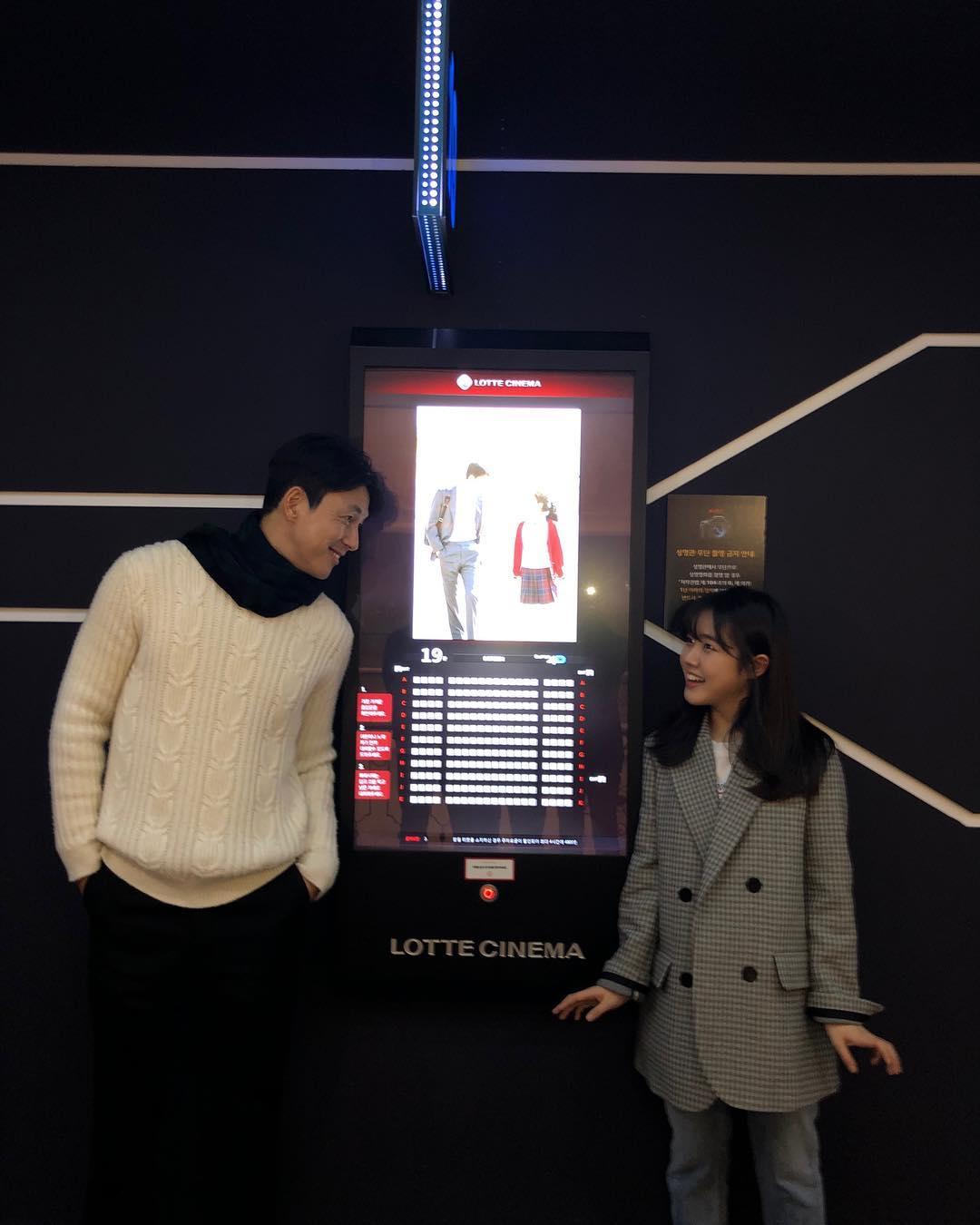 缘分!两人相隔17年又重逢啦,金香起与郑雨盛合作电影《证人》韩国热映!插图