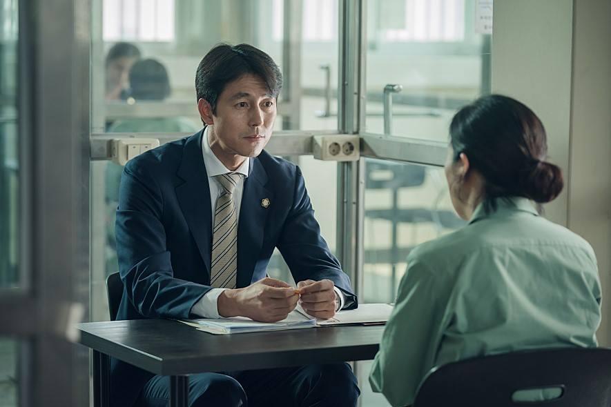 缘分!两人相隔17年又重逢啦,金香起与郑雨盛合作电影《证人》韩国热映!插图2