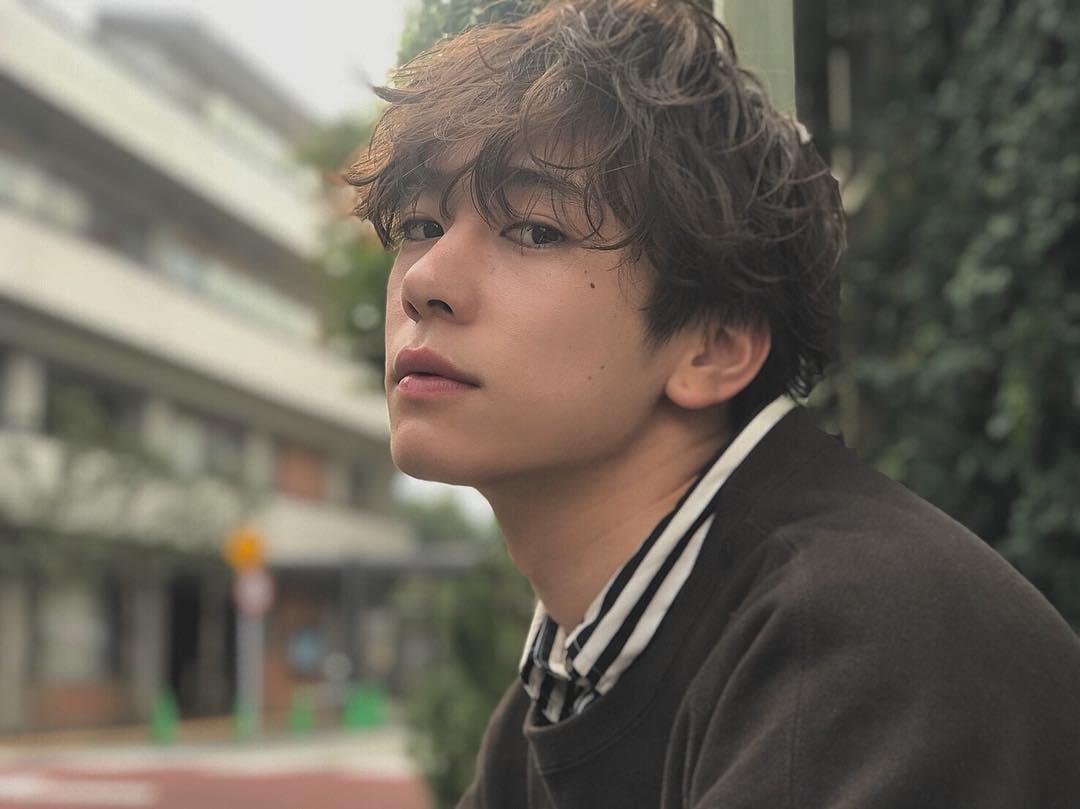 近期人气看涨的10位日本鲜肉帅哥,演员&模特款任你挑选!插图12