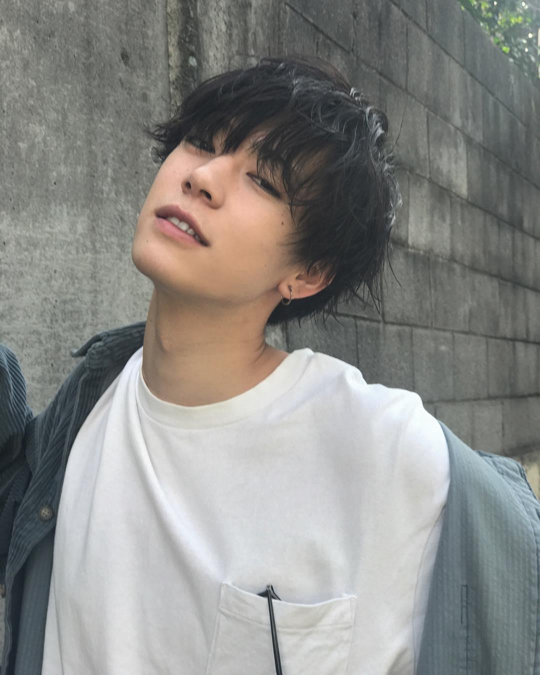 近期人气看涨的10位日本鲜肉帅哥,演员&模特款任你挑选!插图13