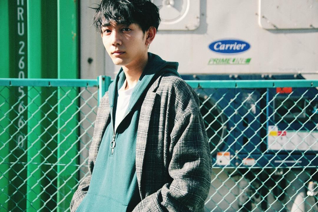 近期人气看涨的10位日本鲜肉帅哥,演员&模特款任你挑选!插图16