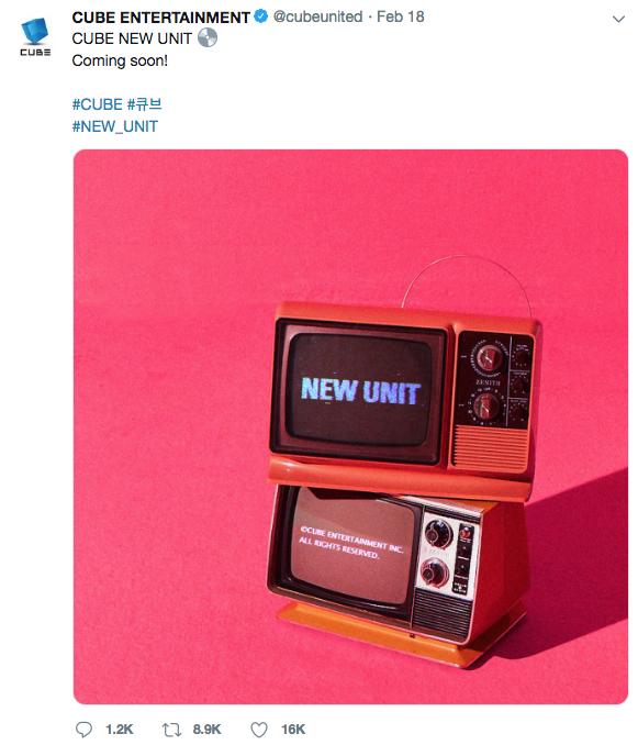 Cube要推出新Unit!赖冠霖这次要和他搭档了,你期待吗?插图5