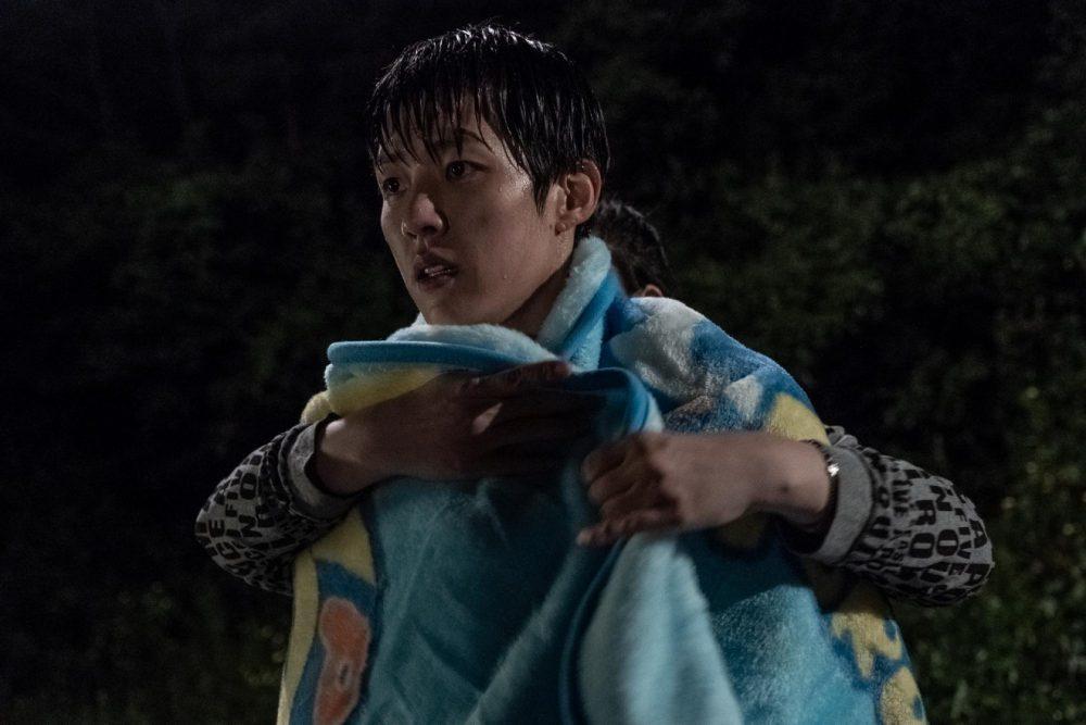 从小就有阴阳眼? Apink郑恩地携INFINITE成烈挑战号称韩国史上最恐怖漫改恐怖片《0.0赫兹》插图5