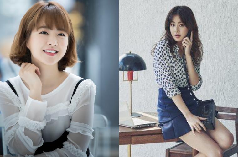 她们都30岁了?朴信惠、朴宝英,这些1990年出生的韩国女星,你都认识吗?插图1