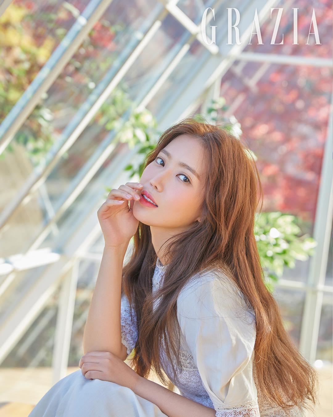 她们都30岁了?朴信惠、朴宝英,这些1990年出生的韩国女星,你都认识吗?插图13