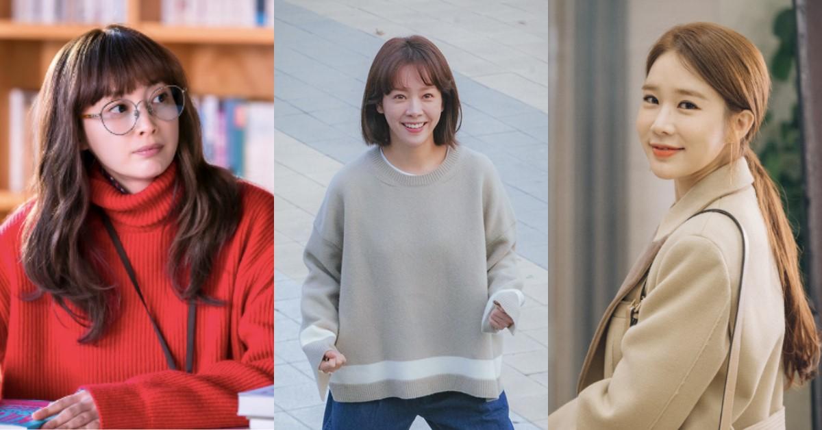 韩志旼、刘寅娜、李奈映这些女星都是35岁以上, 2019年韩剧是「姐姐们的时代」插图
