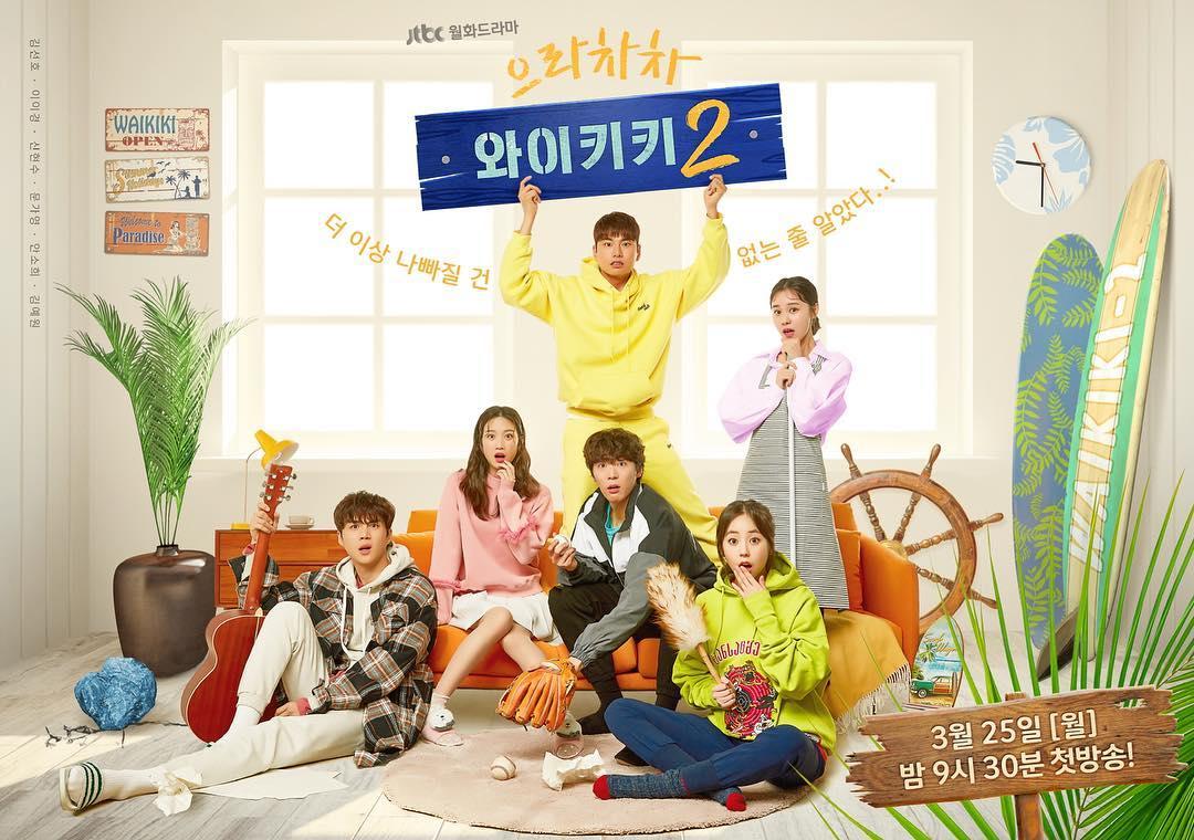 韩剧《加油吧威基基》第二季强势回归,这新阵容颜值也太高了吧!插图