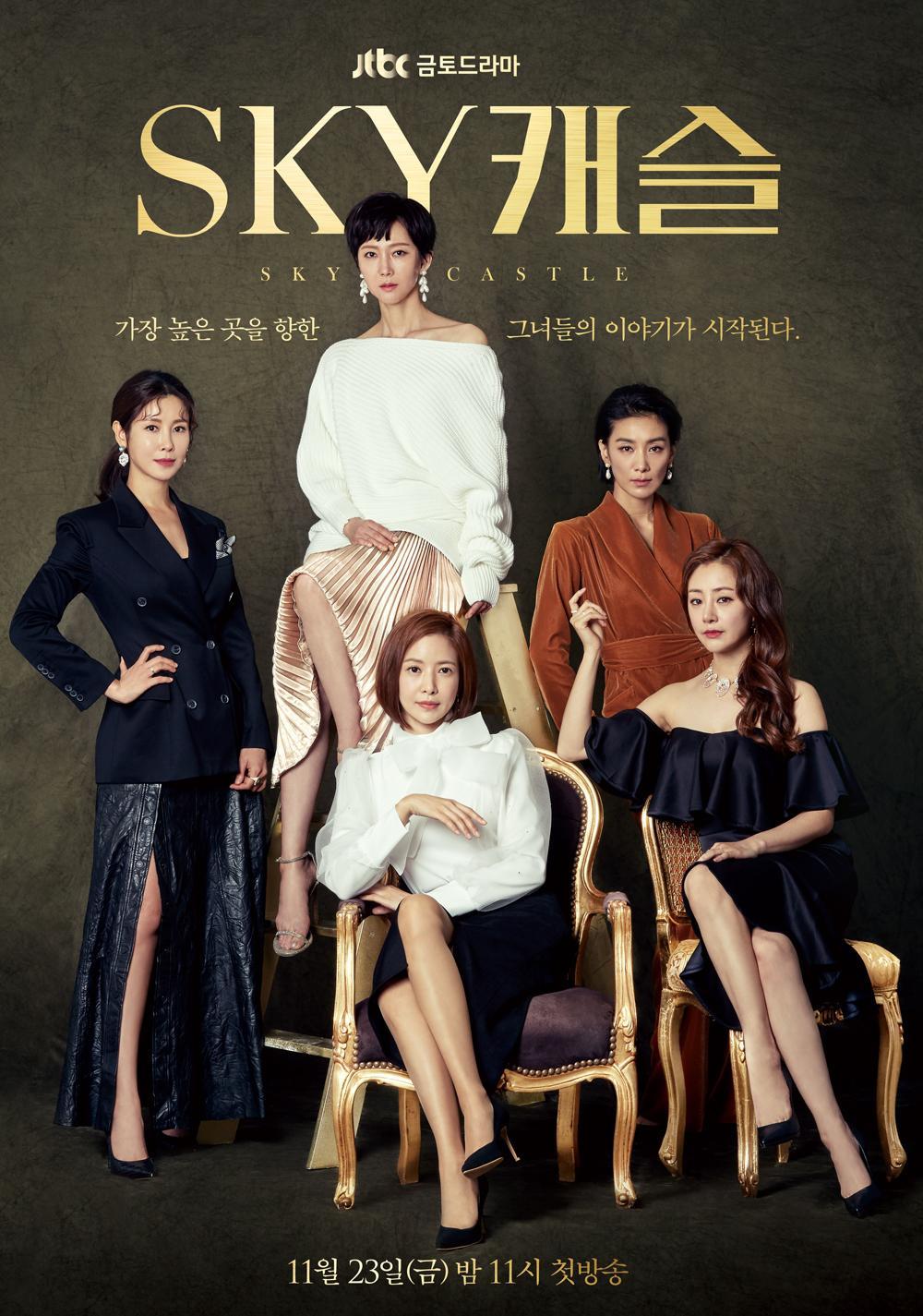 韩国JTBC强势崛起,这7部高水准韩剧全部是他们出品!插图9