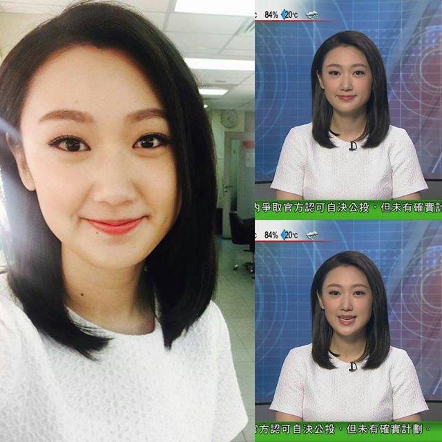 TVB新闻女主播大盘点,这5位美女女播你最喜欢哪个呢?插图6