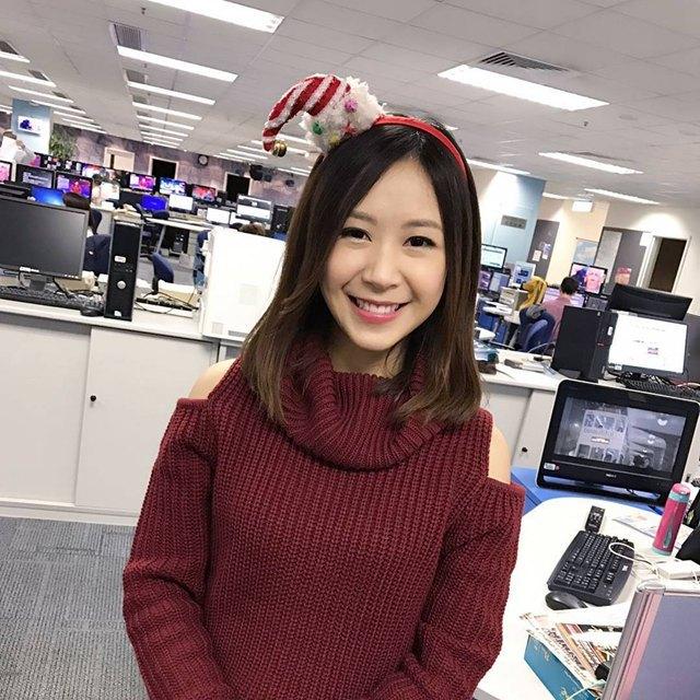 TVB新闻女主播大盘点,这5位美女女播你最喜欢哪个呢?插图9