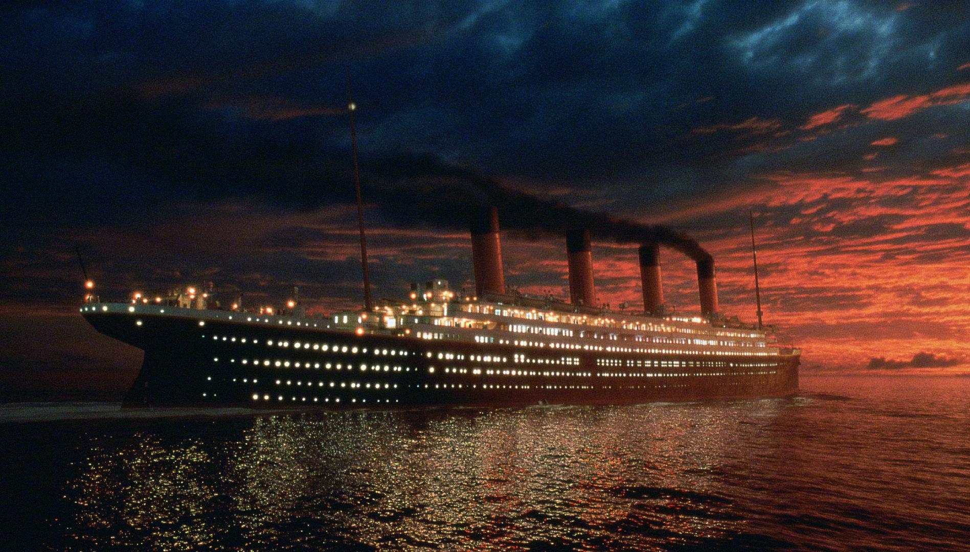 1997[经典爱情][泰坦尼克号/Titanic]高清无删减版 百度云下载图片 第3张