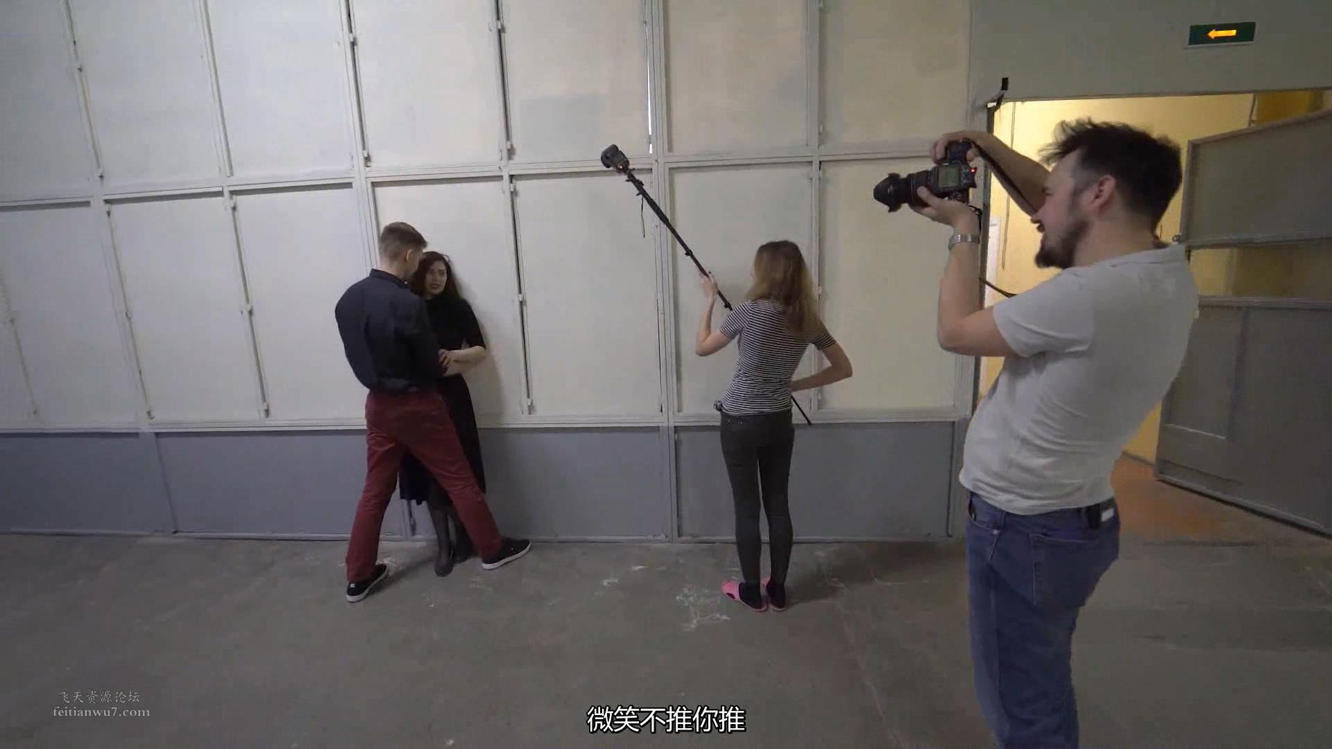摄影教程_Alexey Gaidin实践30多种人造光闪光灯摄影布光教程-中文字幕 摄影教程 _预览图14