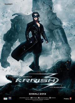 印度超人3 Krrish 3