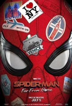 蜘蛛俠:英雄遠征 Spider-Man: Far From Home