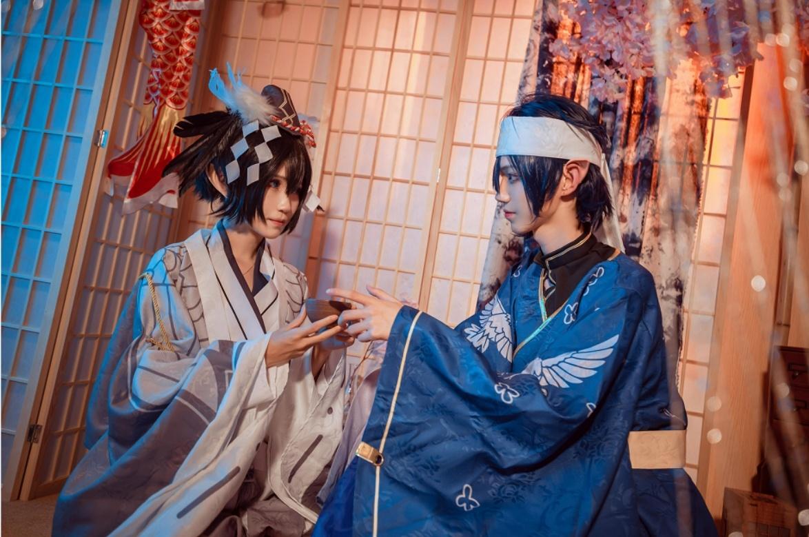 妖君白研 - NO.03 凹凸世界雷狮和风雷卡COS正片 (19)