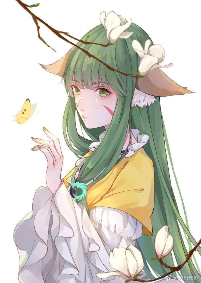 狐妖小红娘涂山容容图片