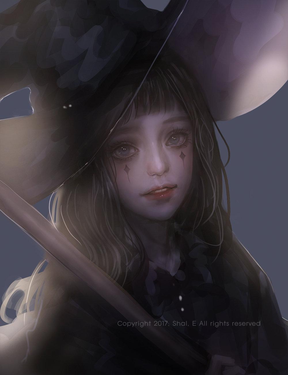 p站韩国插画师Shal.E合集下载