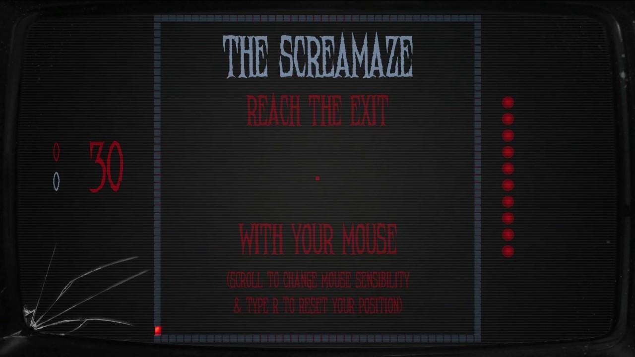 喜加一 | Steam: The ScreaMaze「尖刻的迷宫」 领取