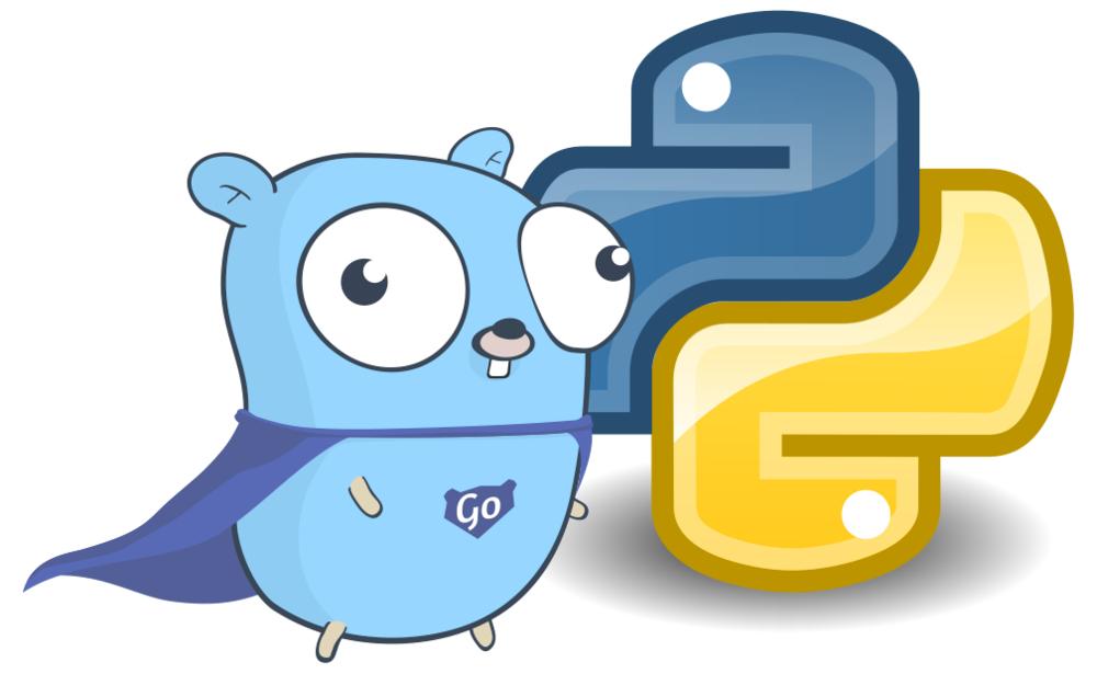Go + Python 双语言混合开发