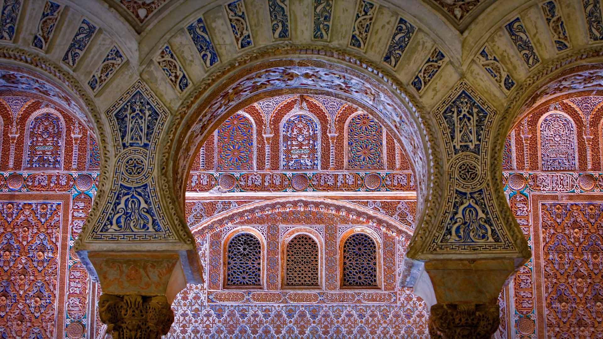 欧洲最古老的皇家宫殿