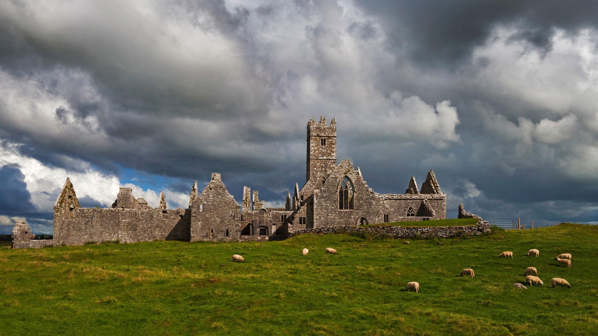 爱尔兰的国家纪念碑