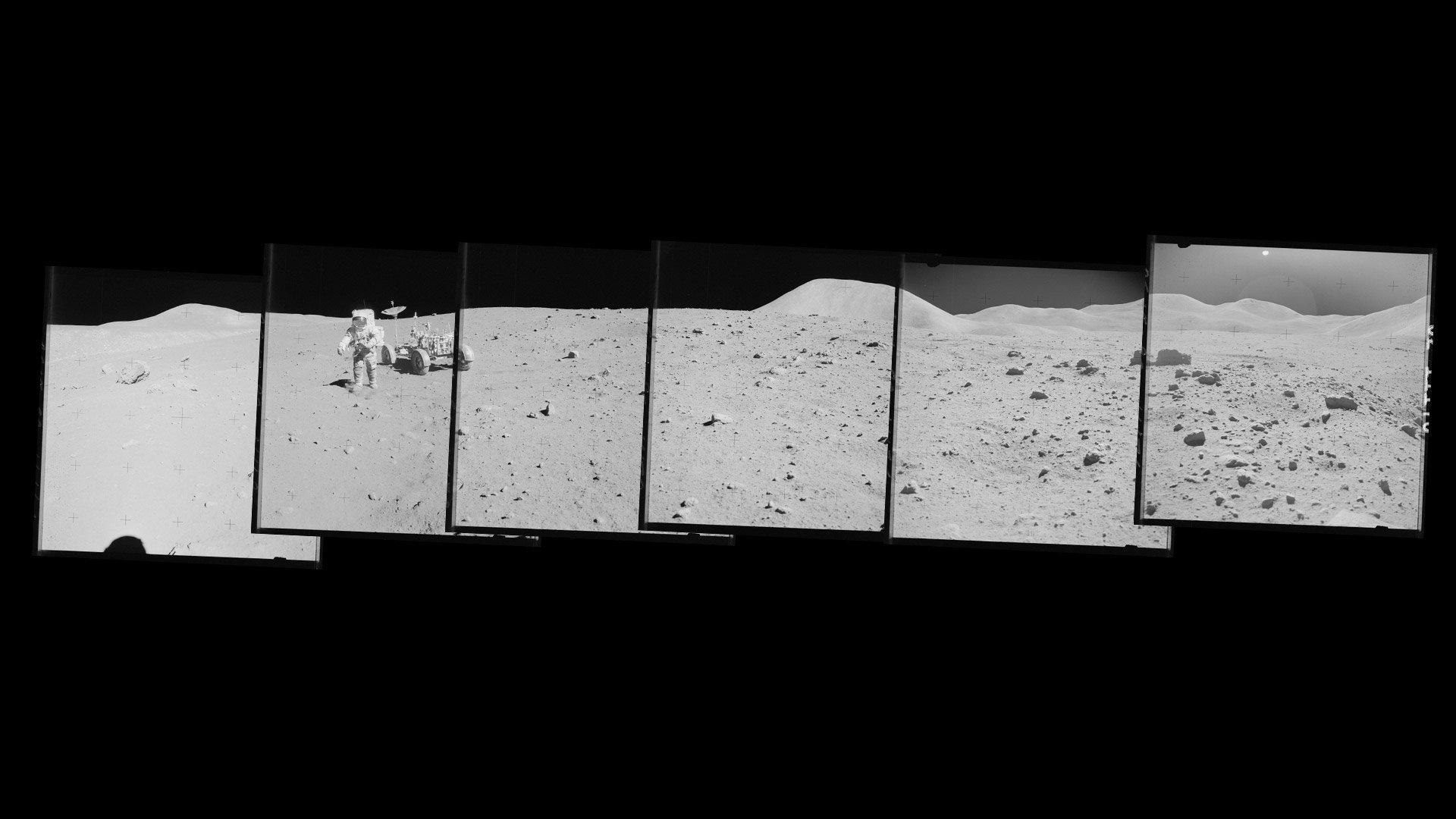 神秘月球探索之旅