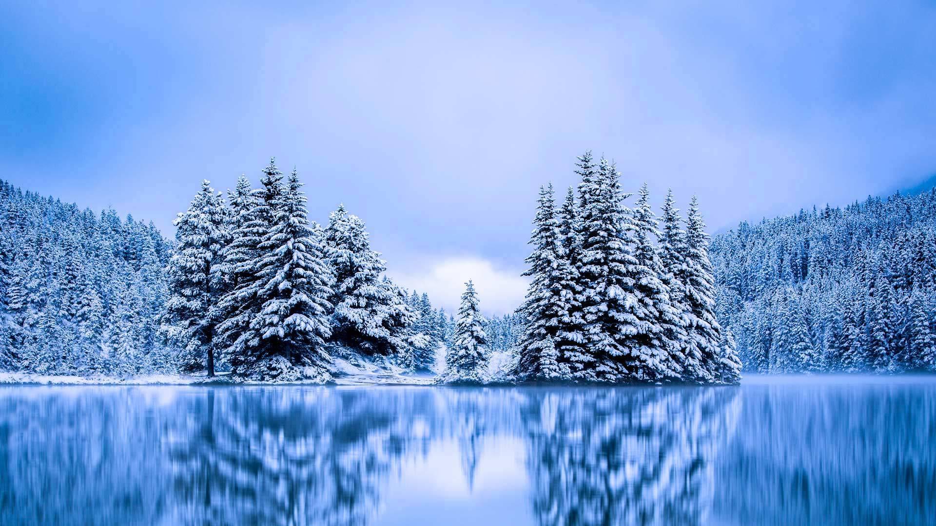 湖光山色,静逸可人