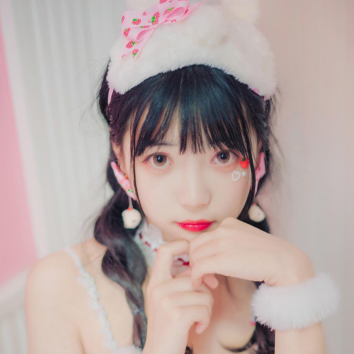 [风之领域] NO.137 草莓内衣