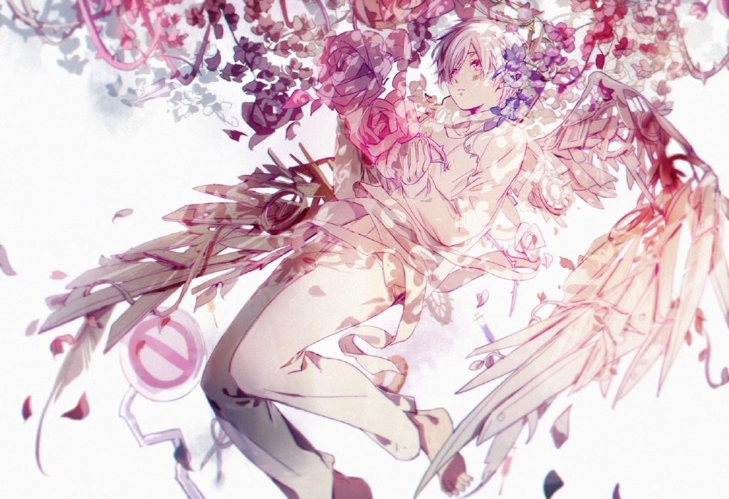 【P站画师】爱了爱了!中国画师KANOSE的插画作品 | 吾爱萌 - ACG动漫资源分享站 acgupup.com