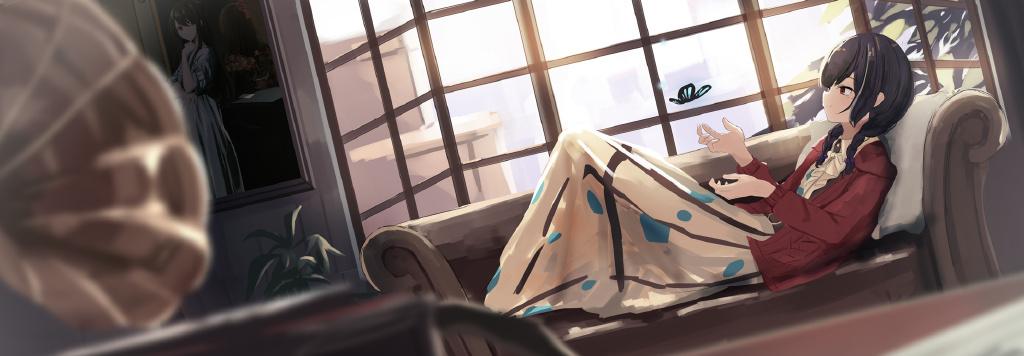 P站精选&日本画师DOR@N的插画作品-Zhaiuu.Com-宅尤尤