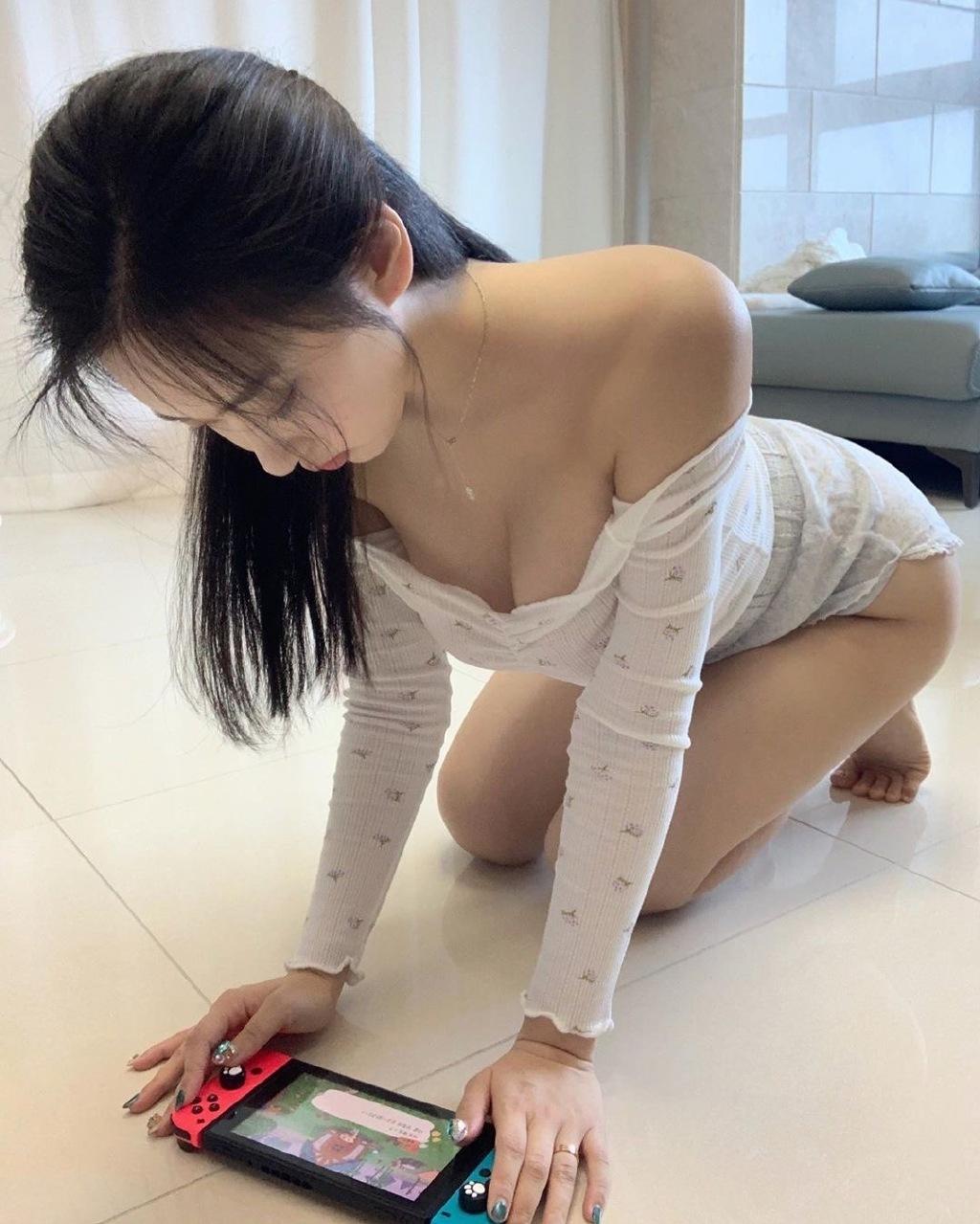 家里有一个爱玩游戏的女友什么体验?插图3