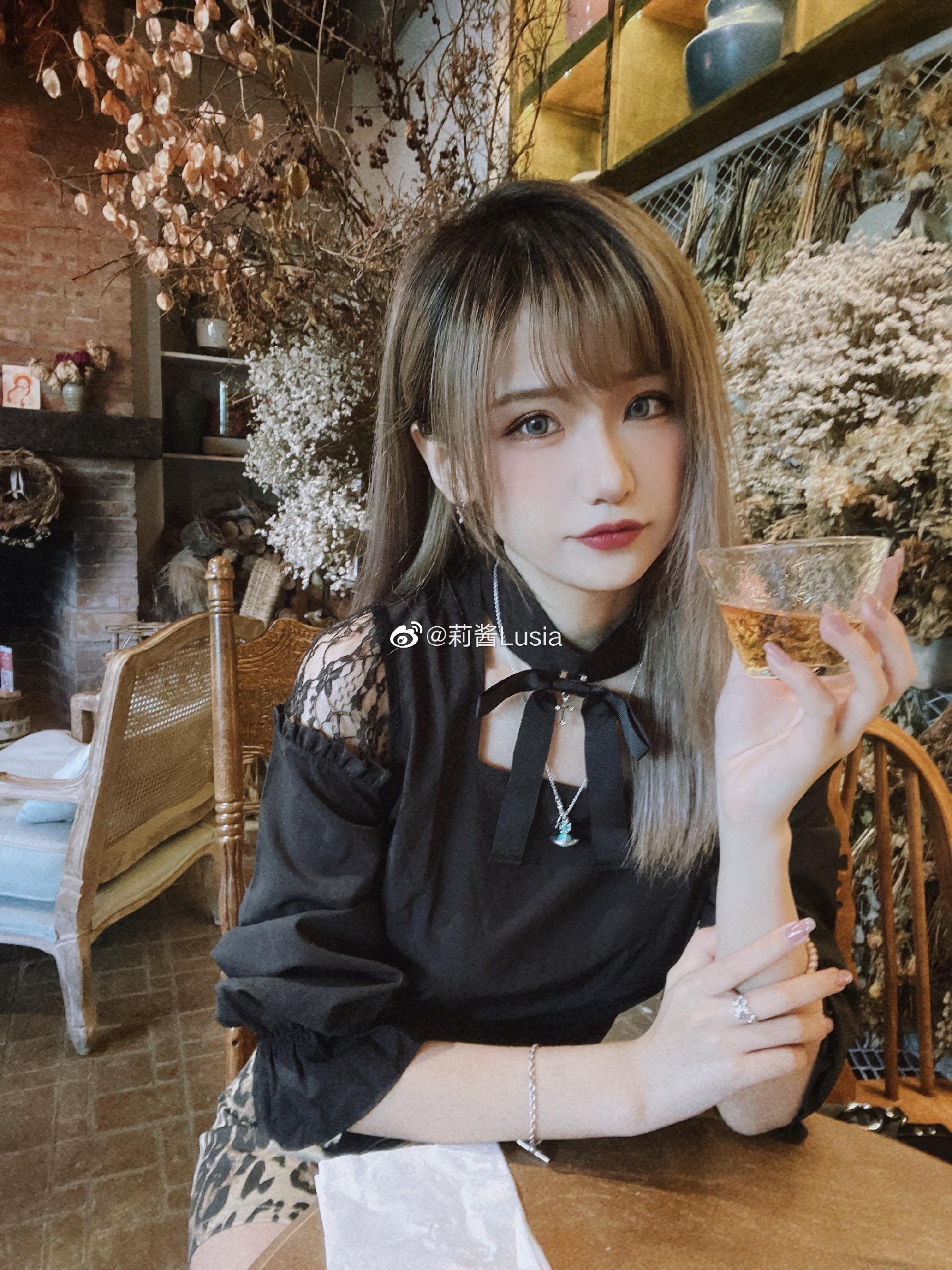莉酱Lusia个人资料介绍