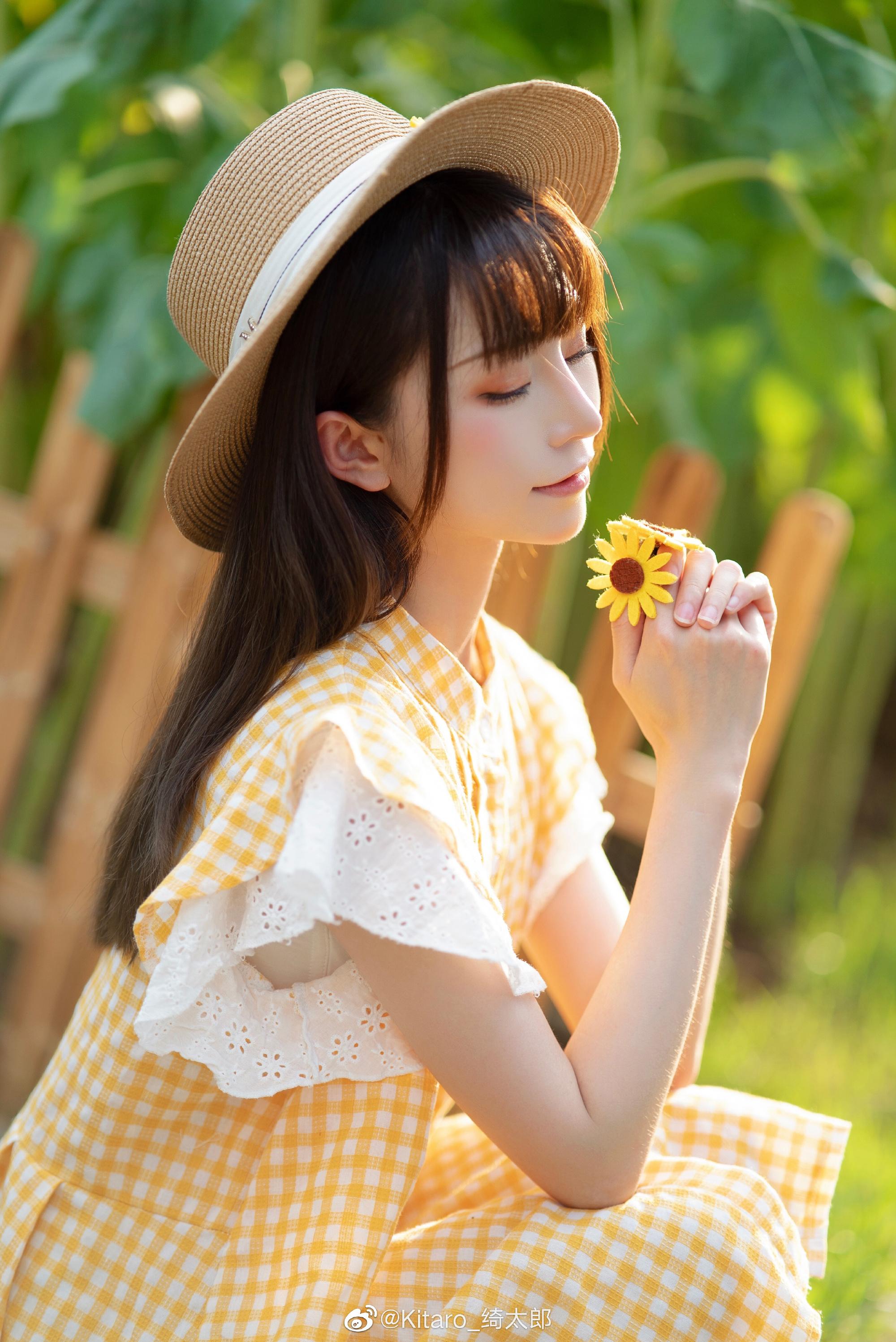 @Kitaro_绮太郎 你是小太阳吧?-觅爱图