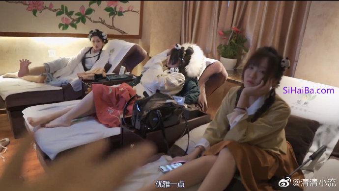 视角姫 与小姐姐一起参加漫展 福利吧 第3张