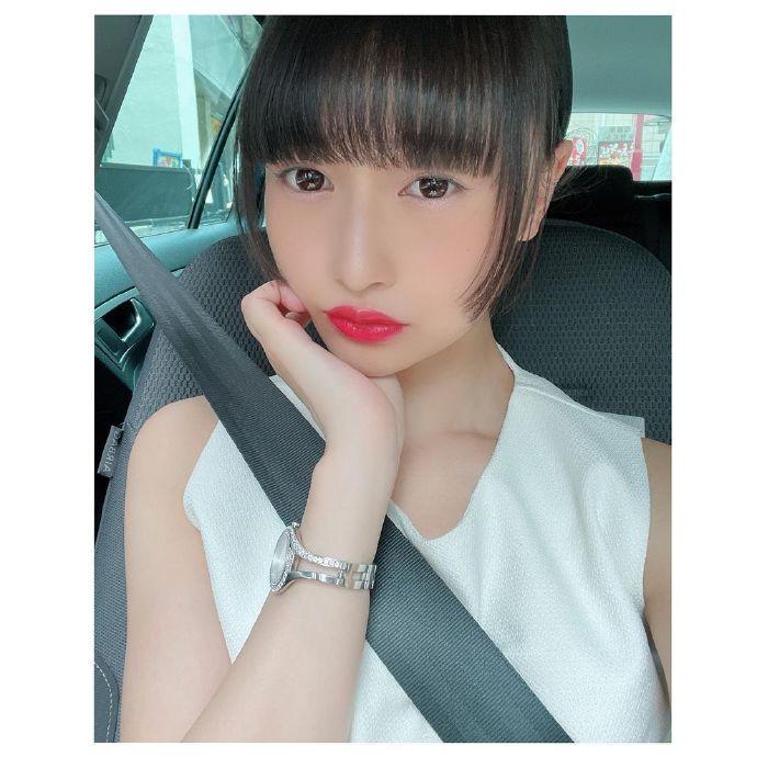望月琉叶不只是人气女DJ,同时也是偶像团体民族ハッピー组成员 网络美女 第8张