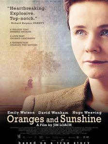 橙子與陽光