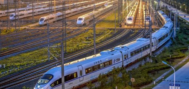 超燃!中国铁路100年